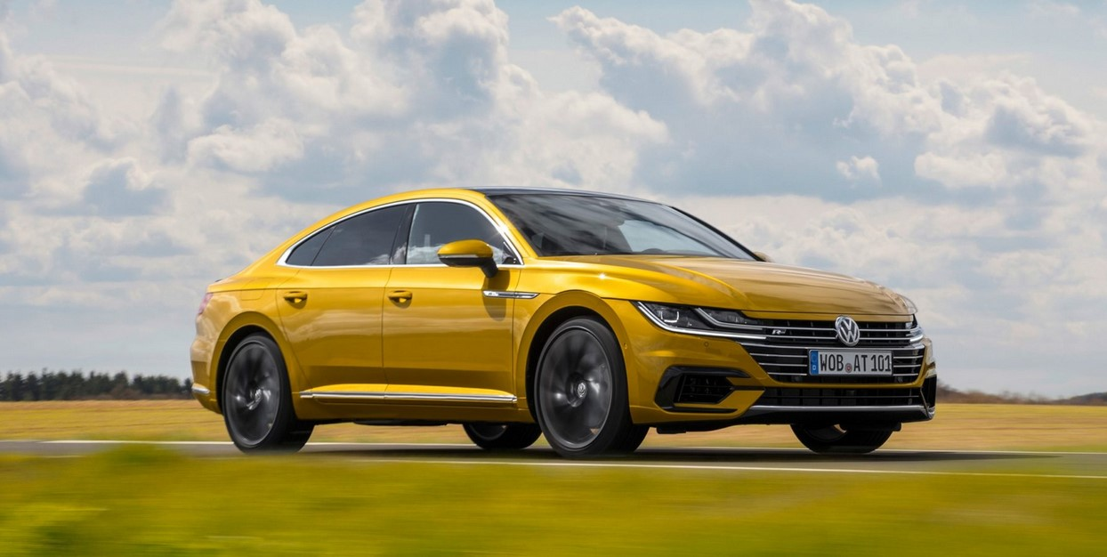 2021 Volkswagen CC Changes