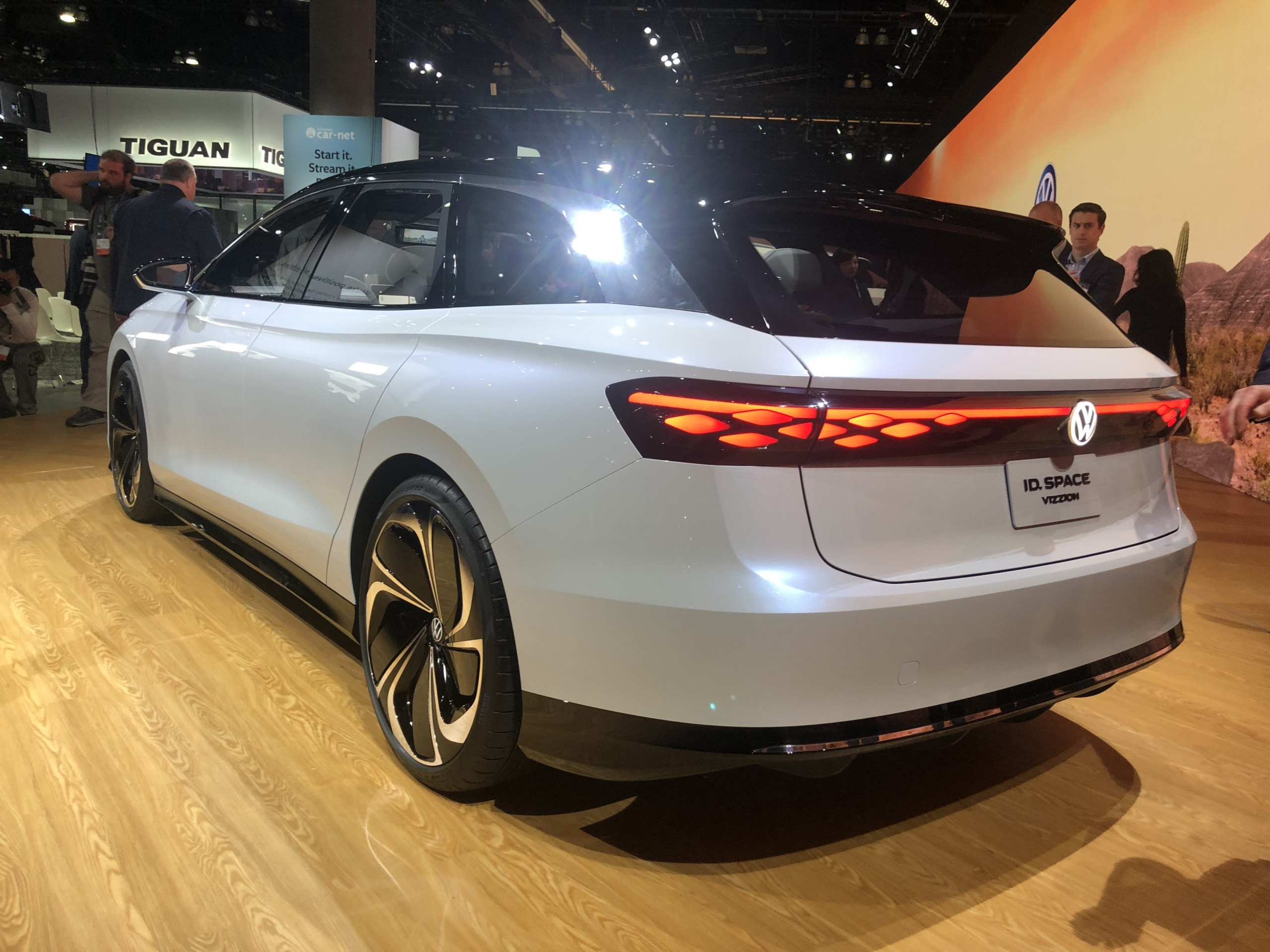 Compared: The New Ev Hotness – Car-Ed - 2022 Volkswagen Tiguan Top Speed Electric Rumor, Color Option
