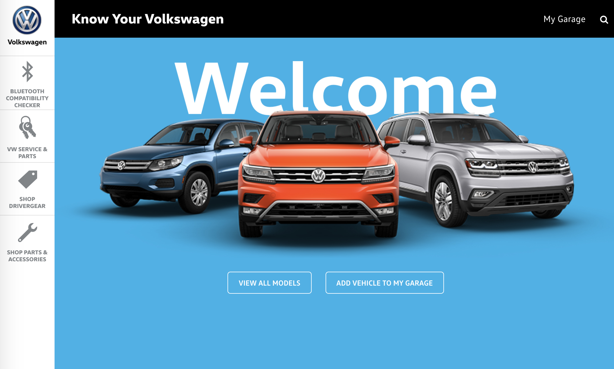 Know Your Vw | 2019 Tiguan - 2019 Vw Tiguan Owners Manual